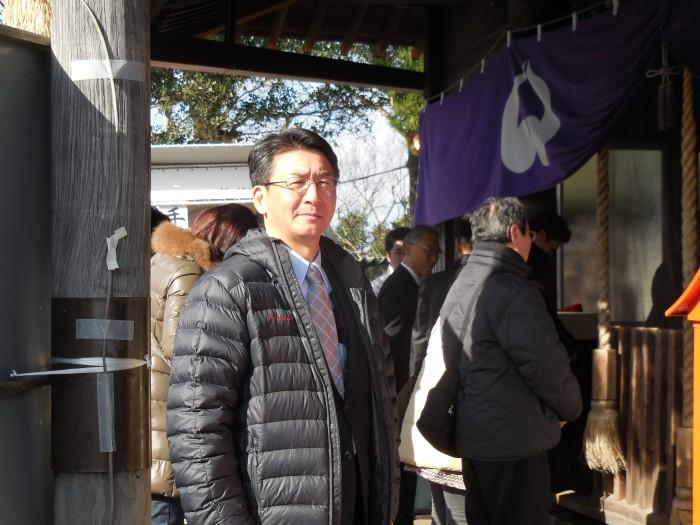 福岡県福岡地区LPガス協会西支部 安全祈願祭